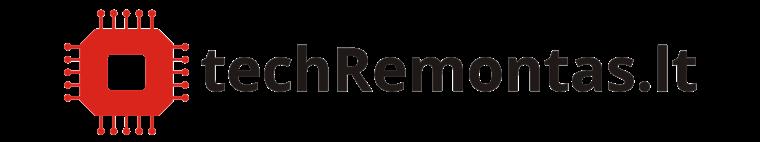 techRemontas.lt Logo